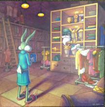 Animation art: