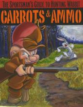 Animation art: Carrots & Ammo on canvas/hand-signed by Andrea Alvin