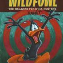Animation art: Wild Fowl! on canvas/hand-signed by Andrea Alvin