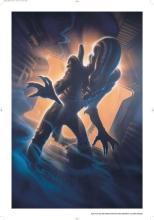 Alien, Signed by JOHN ALVIN