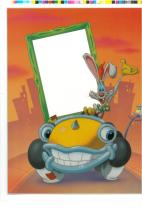Disney Sericels - Roger Rabbit- Add you own 4x6 photo
