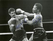 Pryor/Arguello Signed by Pryor and Arguello