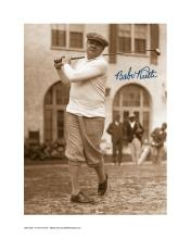 Babe Ruth - At The First Tee