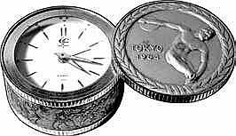 OLYMPIC GAMES MEMORABILIA - TOKYO, 18th OLYMPIC GAMES, 1964: