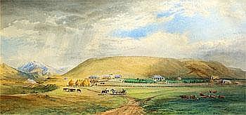Nicholas Chevalier - Leslie Hills Station,