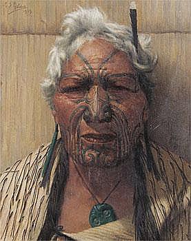 A Noble Relic of A Noble Race - Atama Paparangi