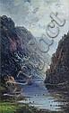 "Artwork by: Thomas Reginald Attwood ""The Wanganui"
