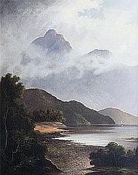 Milford Sound Thomas Reginald Attwood