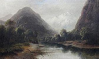 Arthur River Headwaters Thomas Reginald Attwood