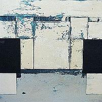 Untitled Painting '72 Geoff Thornley