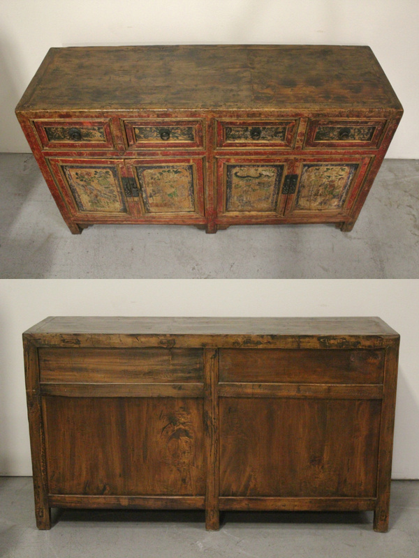 Chinese 17th 18th c cabinet chest for Asian furniture emeryville ca