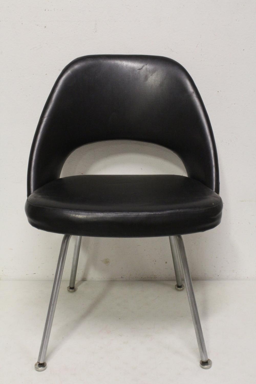 A Herman Miller side chair