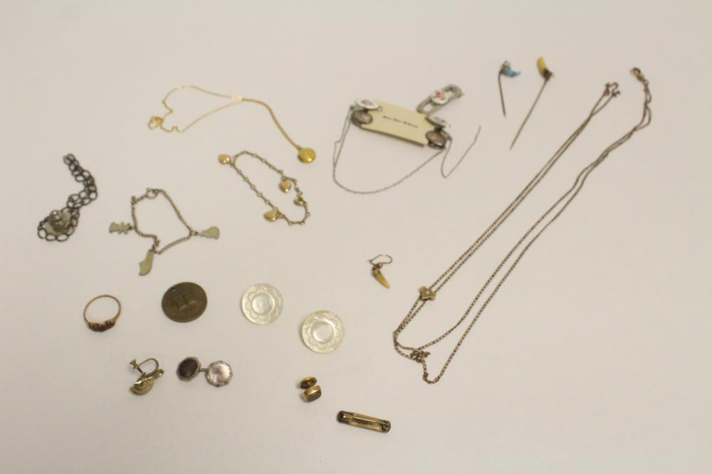 Lot of Victorian/vintage jewelry