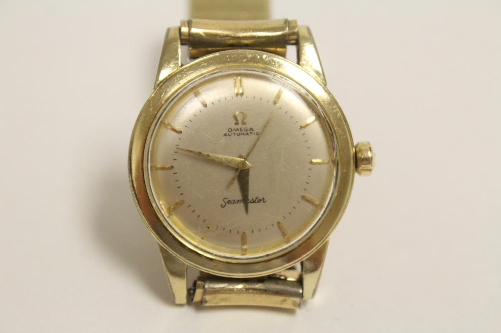 Vintage Omega seamaster automatic man's watch