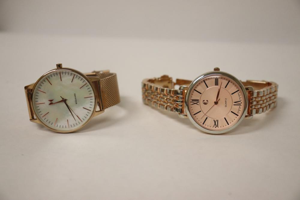 2 vintage man's watch