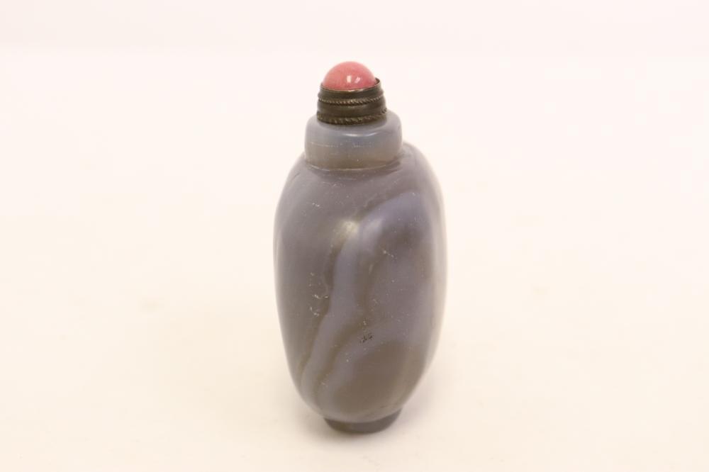3 snuff bottles