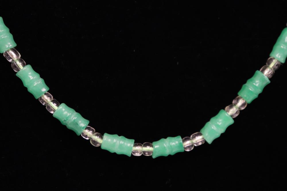 3 bead necklaces