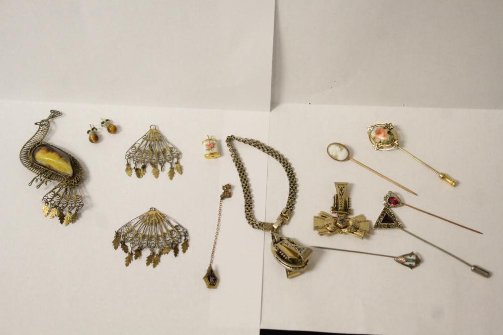 Costume Jewellery Buy Cheap Mixed Lot Of Necklaces. Jewellery & Watches