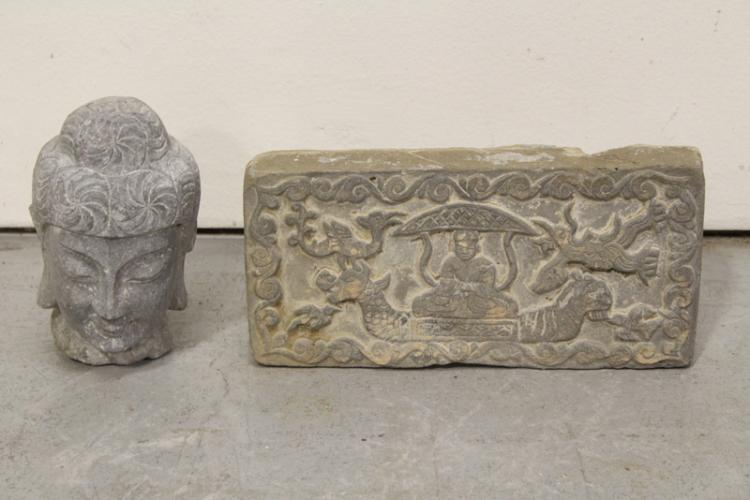 Chinese stone carvings