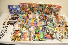 Approx. 100 comic books