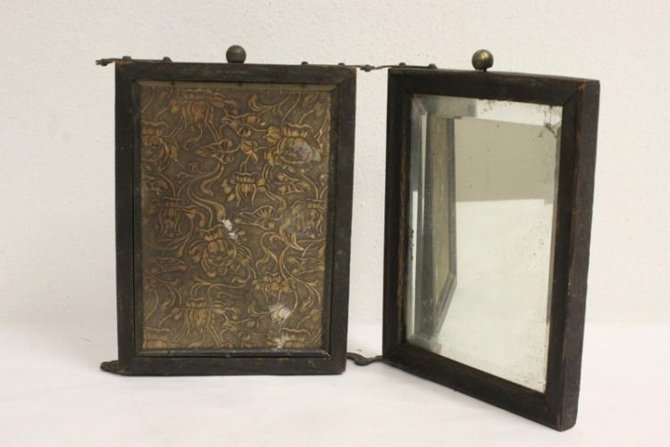 Victorian 3 Panel Dressing Mirror