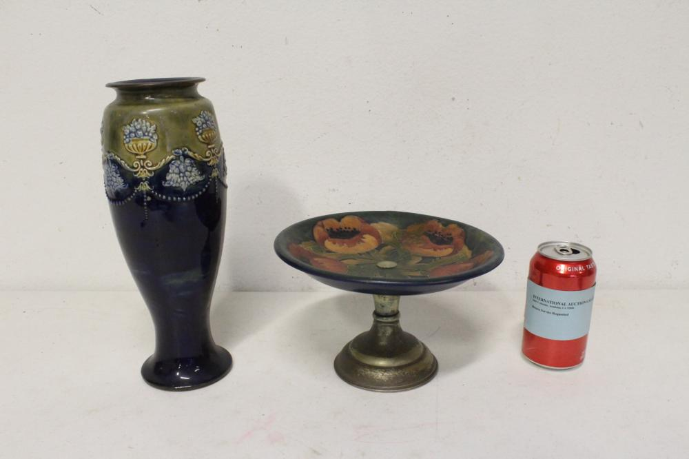 Moorcroft Pottery For Sale At Online Auction Buy Rare Moorcroft