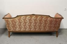 Lot 85: Victorian fine carved walnut coach