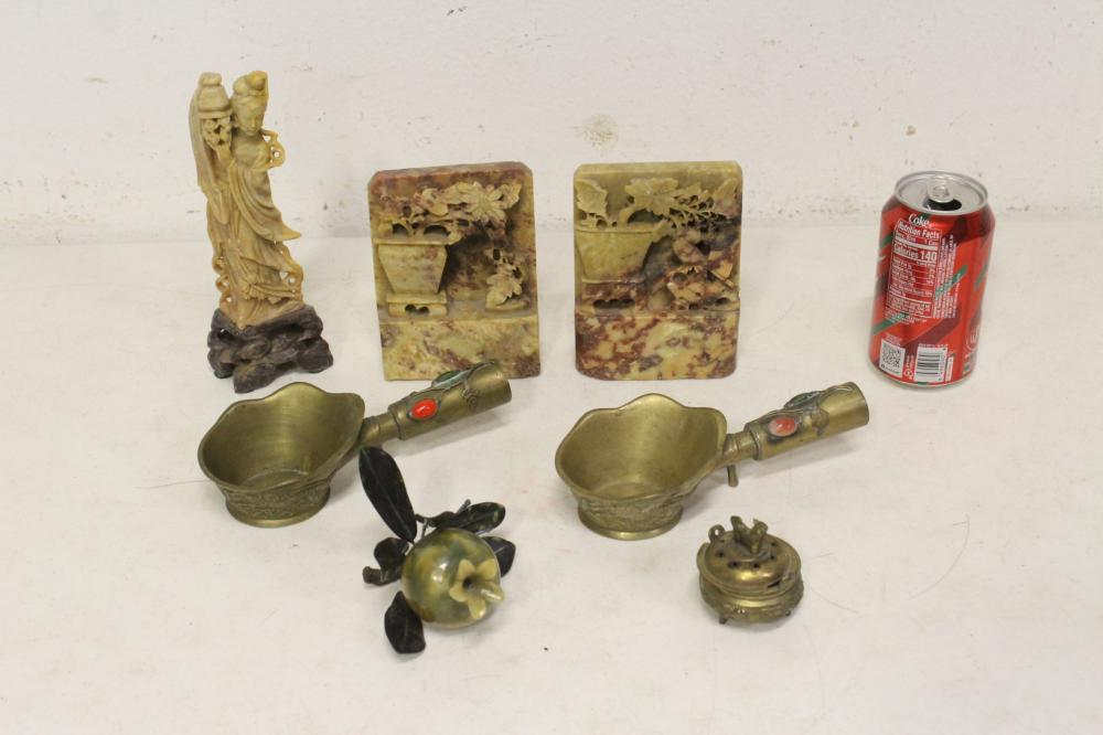 Lot 115: Lot of misc. items