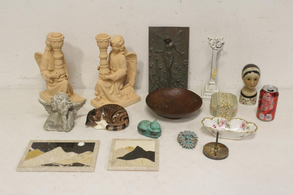 Lot 116: Lot of misc. items