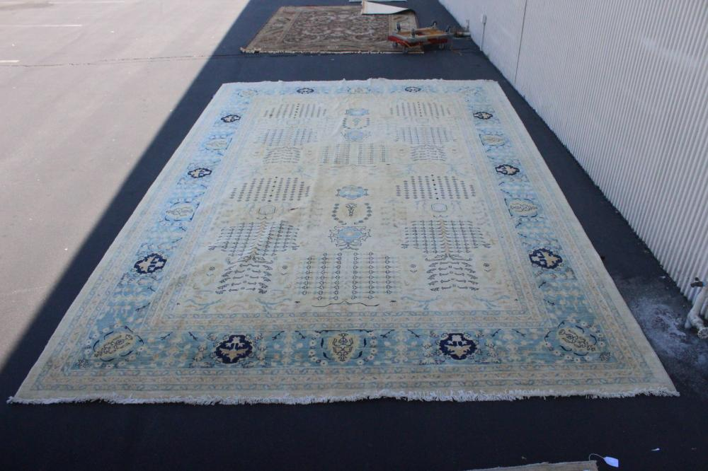 An important palace size handmade Persian rug