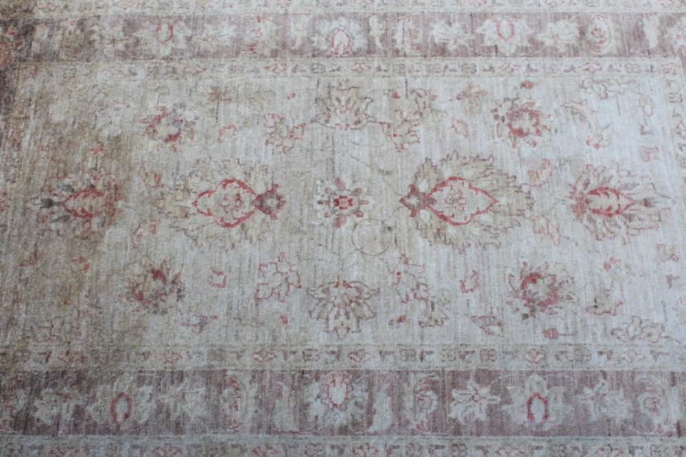 Lot 158: handmade Persian area rug