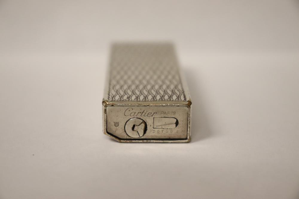 Lot 218: A Cartier lighter
