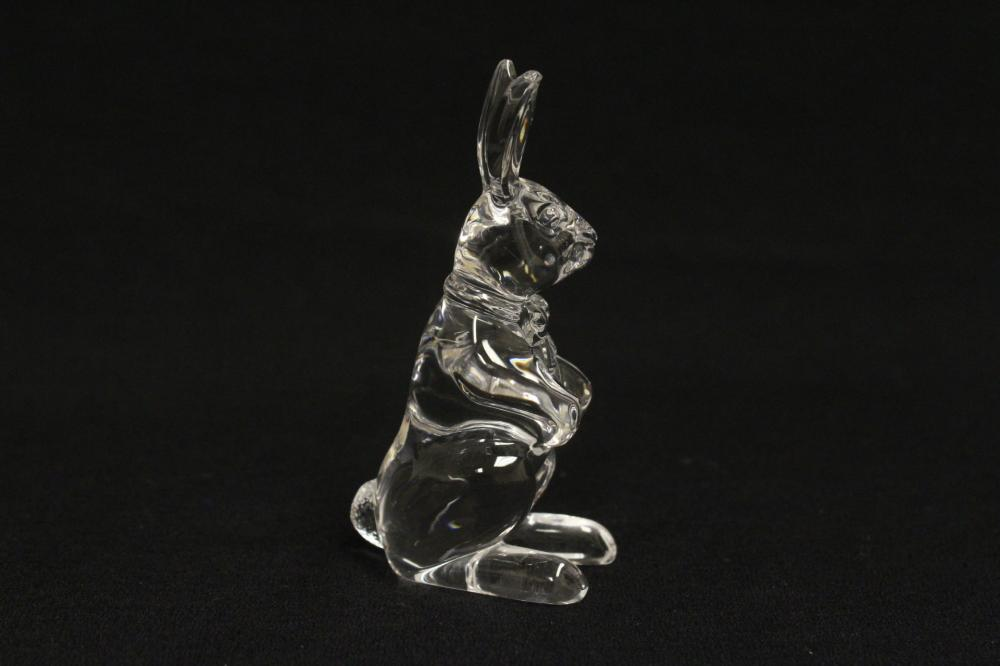 Lot 59: 2 Waterford rabbits