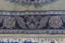 Lot 151: A beautiful wool runner