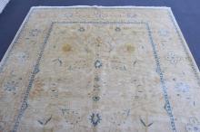 Lot 153: A hand made palace size handmade Persian rug