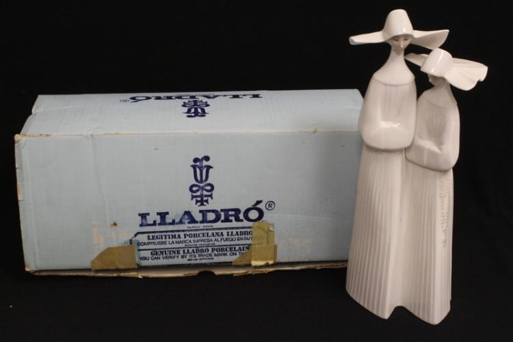 Lladro figure