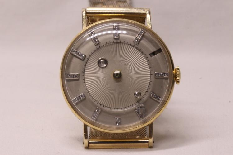 14K Vacheron-Constantin/LeCoultre watch