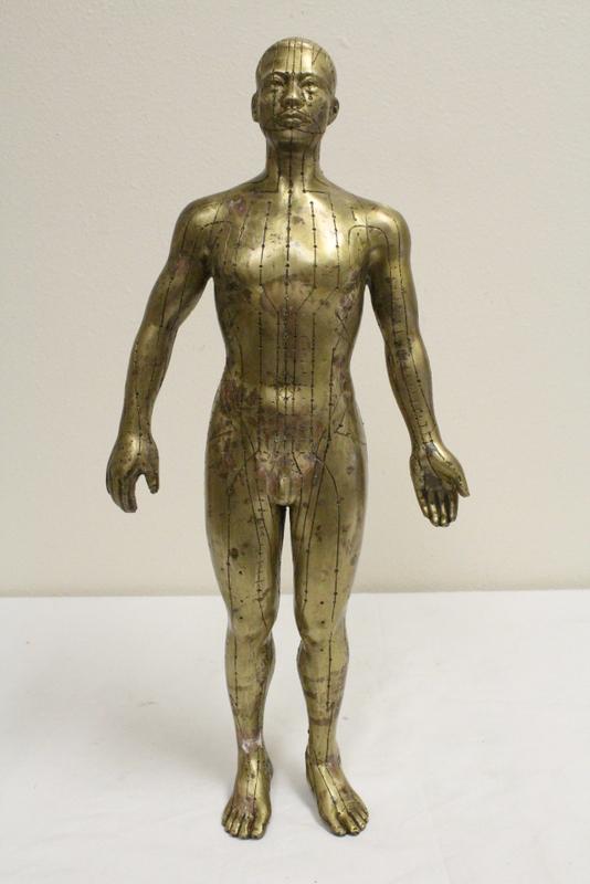 Rare Chinese 19th/20th c. bronze sculpture