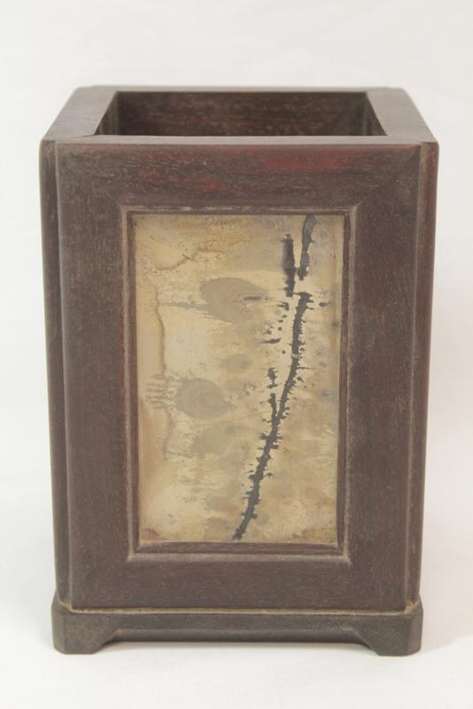 Rosewood square box