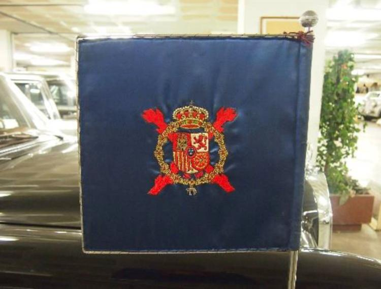 600er Mercedes Juan Carlos I.