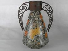 French Art Decor Glass Vase