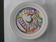 Russian Cabinet Porcelain Plate