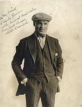 AUTOGRAPHS: DEMPSEY JACK: (1895-1983) American