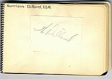 AUTOGRAPHS: OLYMPICS: An autograph album