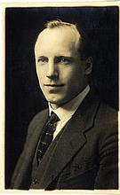 AUTOGRAPHS: LIDDELL ERIC: (1902-1945) Scottish