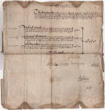 PRIVY COUNCIL:  A more detailed catalogue description of this lot will be uploaded shortly.