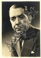 CINEMA: Selection of vintage signed postcard