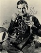 WAYNE JOHN: (1907-1979) American Actor, Academy