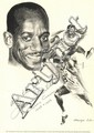 DILLARD HARRISON: (1923- ) American Athlete,