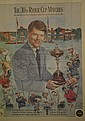 RYDER CUP: A large colour 22.5 x 30 poster issued